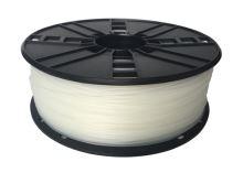 Tisková struna Gembird (filament) flexibilní, 1,75mm, 1kg, natural