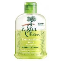 Odličovač očního make-upu - extrakt z olivových listu a olivový olej, 125 ml
