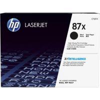 Toner HP CF287X, LaserJet Enterprise M506, LaserJet Pro M527, black, 87X, originál