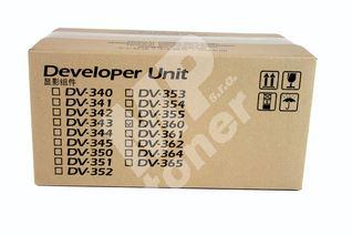 Developer Kyocera Mita DV-360, 302J293010, originál 1