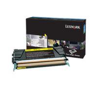 Toner Lexmark X748H3YG, X748DE, X748DTE, yellow, originál