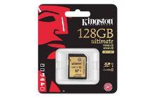 SDXC Ultimate UHS-I Kingston 128GB class 10 5