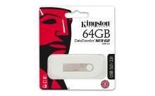 Kingston 64GB DataTraveler SE9, USB flash disk 3.0, stříbrná 5