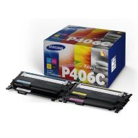 Toner Samsung CLT-P404C, CMYK, C4, SU365A, originál 2