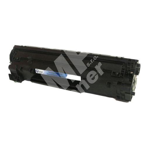 Kompatibilní toner HP CE285A, LaserJet P1102, black, 85A, MP print 100% NEW