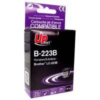 Kompatibilní cartridge Brother LC-223BK, MFC-J4420DW, MFC-J4620DW, black