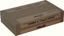 Toner Olivetti D-Copia 300MF, 400MF, 500MF, černý, B0567, originál