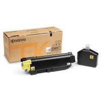 Toner Kyocera TK-5280Y, yellow, 1T02TWANL0, originál