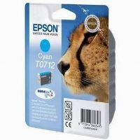 Inkoustová cartridge Epson C13T071240, D78, DX4000, DX5000, DX6000, cyan, originál