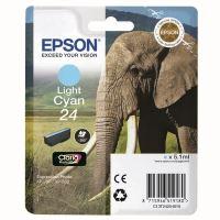 Inkoustová cartridge Epson C13T24254012, T2425, light cyan, originál