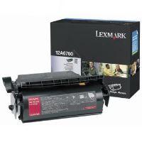 Toner Lexmark T620, T622, X620e, černá, 12A6760, originál