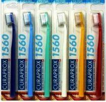 Curaprox CS 1560 Soft nejtvrdší varianta zubní kartáček 1 ks