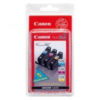 Inkoustová cartridge Canon CLI-526 CMY, Pixma MG5150, MG5250, MG8150, originál