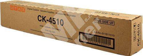 Toner Utax 611811010, black, originál 1
