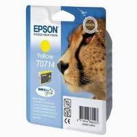 Inkoustová cartridge Epson C13T071440, D78, DX4000, DX5000, DX6000, yellow, originál