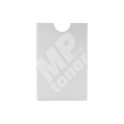 Obal PVC 62 x 89, kreditní karty 2