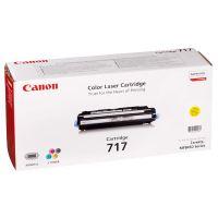 Toner Canon CRG-717Y, MF9170, 9130, 8450, yellow, CRG717Y, 2575B002 originál