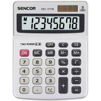 Kalkulačka Sencor SEC 377/ 8 DUAL
