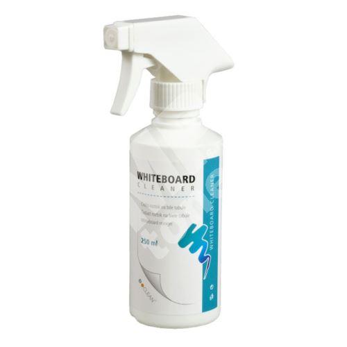 Čistící roztok D-Clean na bílé tabule 250 ml