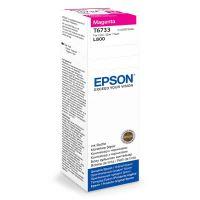 Inkoustová cartridge Epson C13T67334A, L800, magenta, originál
