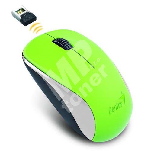Genius myš NX-7000, zelená 1