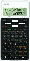 Kalkulačka Sharp EL-531THWH, bílá