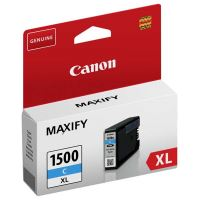 Inkoustová cartridge Canon PGI-1500XL, Maxify MB2050, MB2350, cyan, originál