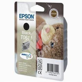 Cartridge Epson C13T061140, originál 1