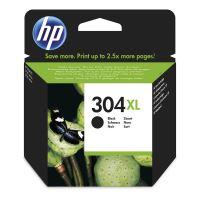 Inkoustová cartridge HP N9K08AE, Deskjet 3720, 3721, 3723, 3730, black, No.304XL, originál