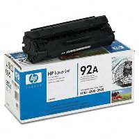 Toner HP C4092A, LaserJet 1100, 1100A, black, 92A, originál