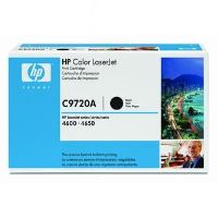 Toner HP C9720A, Color LaserJet 4600, black, originál