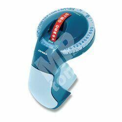 Štítkovač Dymo Omega, výška písma 3,7 mm, mechanický