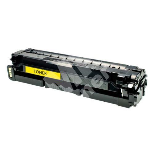 Toner Samsung CLT-Y505L, yellow, SU512A, originál 1