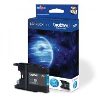 Inkoustová cartridge Brother LC-1280XLC, MFC-J6910DW, cyan, high capacity, originál