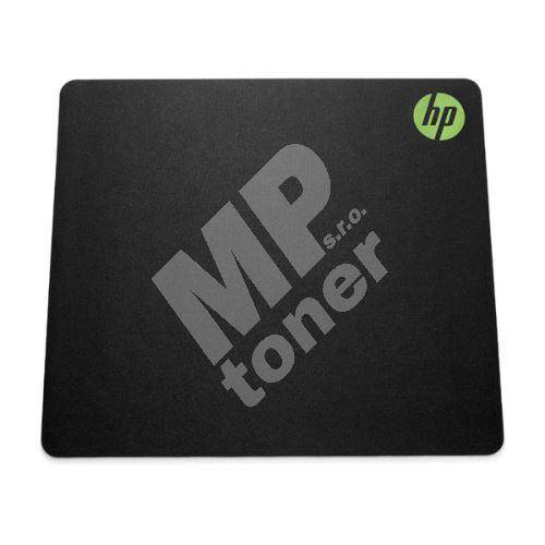 Podložka pod myš HP, herní, černo-zelená, 40x38.5 cm, 5mm 1