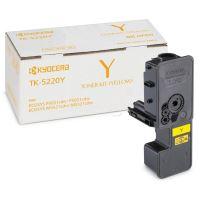 Toner Kyocera TK-5220Y, EcoSYS M5521, P5021, yellow, originál