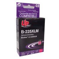 Kompatibilní cartridge Brother LC-225XLM, MFC-J4420DW, MFC-J4620DW, magenta, UPrint