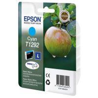 Cartridge Epson C13T12924010, cyan, originál 1