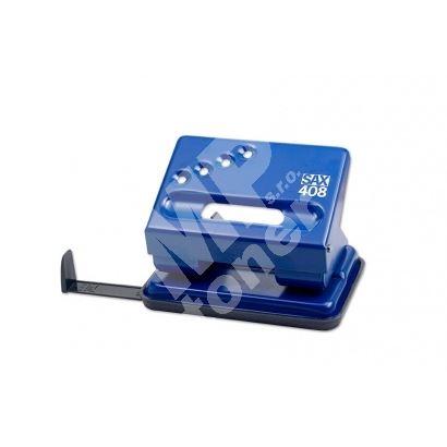 Děrovač Sax 408, modrý 1