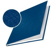 Tvrdé desky Leitz impressBIND, 106 - 140 listů, modré, balení 10 ks