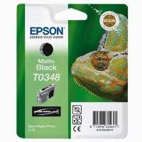 Inkoustová cartridge Epson C13T034840 matně černá, originál