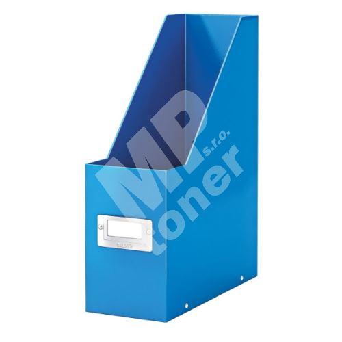 Archivační stojan na časopisy Leitz Click-N-Store wow, modrý 1