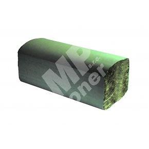 Ručníky papírové skládané Z-Z zelené 5000ks/bal. EKONOMY 1