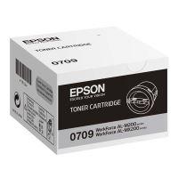 Toner Epson C13S050709, AL-M200, AL-MX200, black, originál