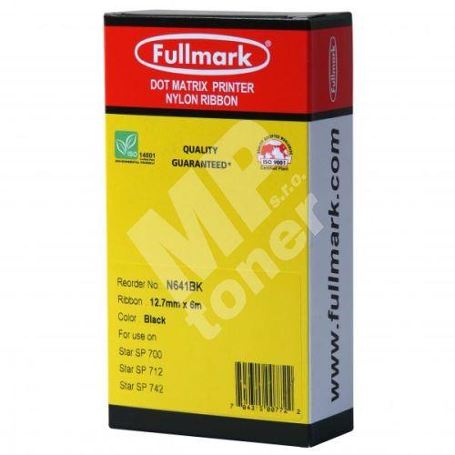 Páska Star SP 712, SP 742, černá, RC700, Fullmark 1
