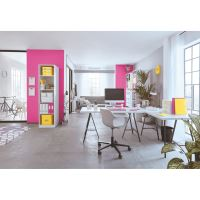Miniděrovač Leitz NeXXt 5060, 10 listů, metalický růžový 5