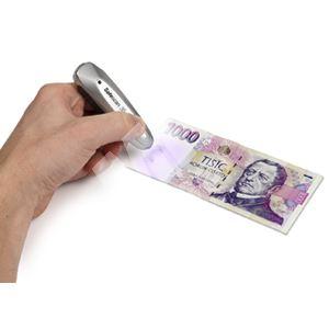 Detektor padělků bankovek Safescan 35 1