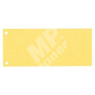 Kartonový rozlišovač Esselte, žlutý 1