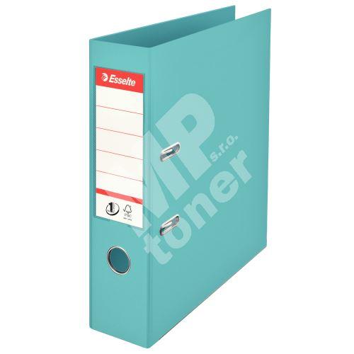 Pákový pořadač Esselte Colour Ice A4, modrá, 75 mm 1