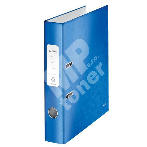 Pákový pořadač 180 Wow, modrá, 52 mm, A4, PP/karton, LEITZ 1